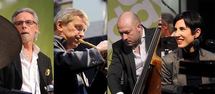 "Ellen und Bernd Marquart Quartett ""Chet Baker's Favourites"""
