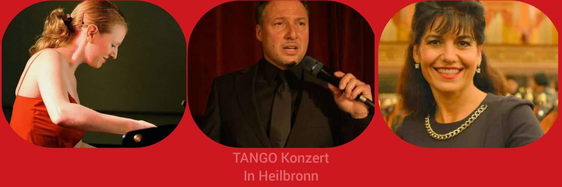 Tangokonzert mit Judy Ruks & Marcelo Paletta