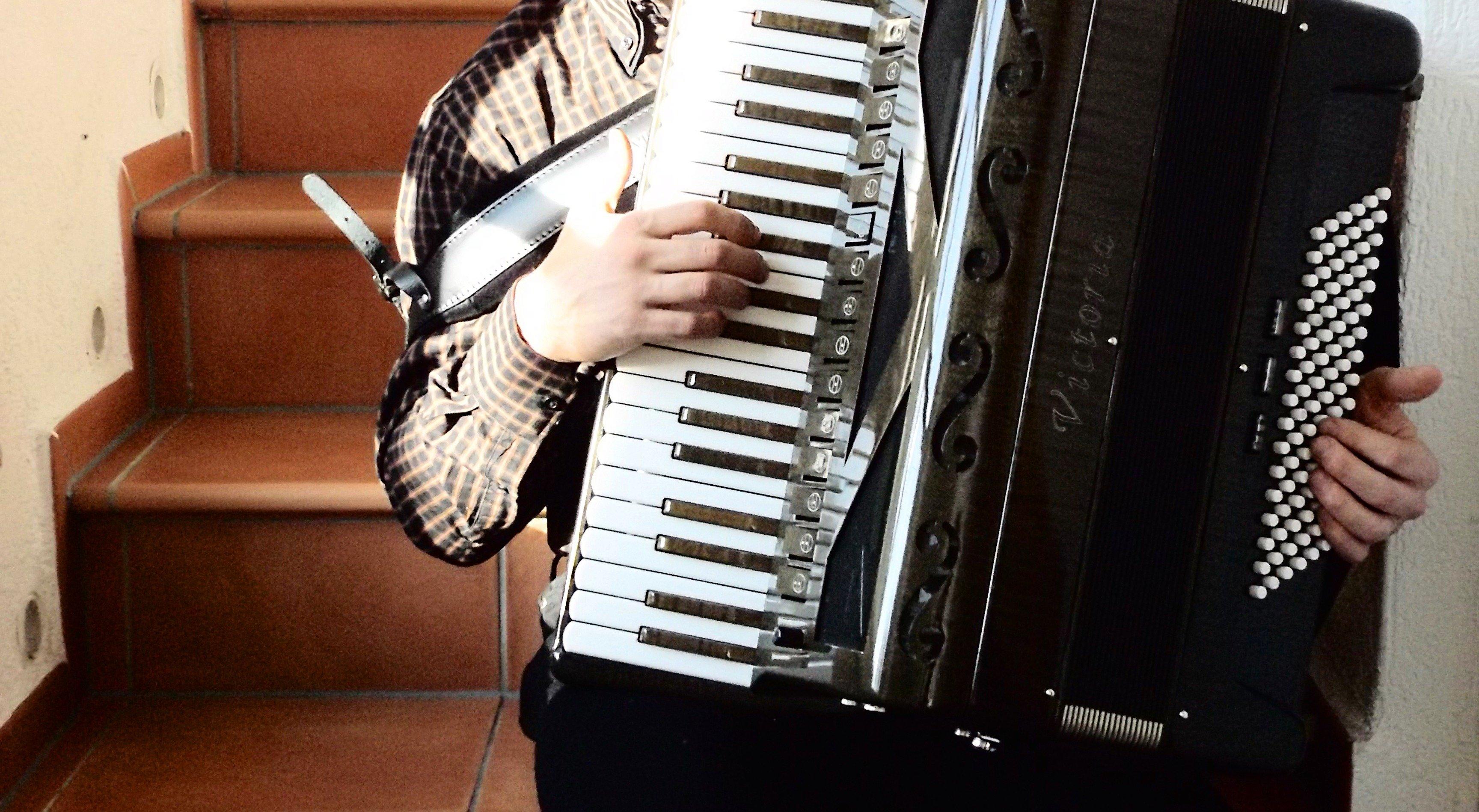 """Aleks """"M"""" Maslakov Accordion Jazz Project D'ACCORD"""