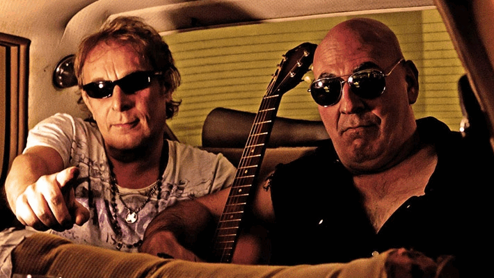 Blues Avantgarde Metzger & Stahl. Roots - Rock & Blues der E...