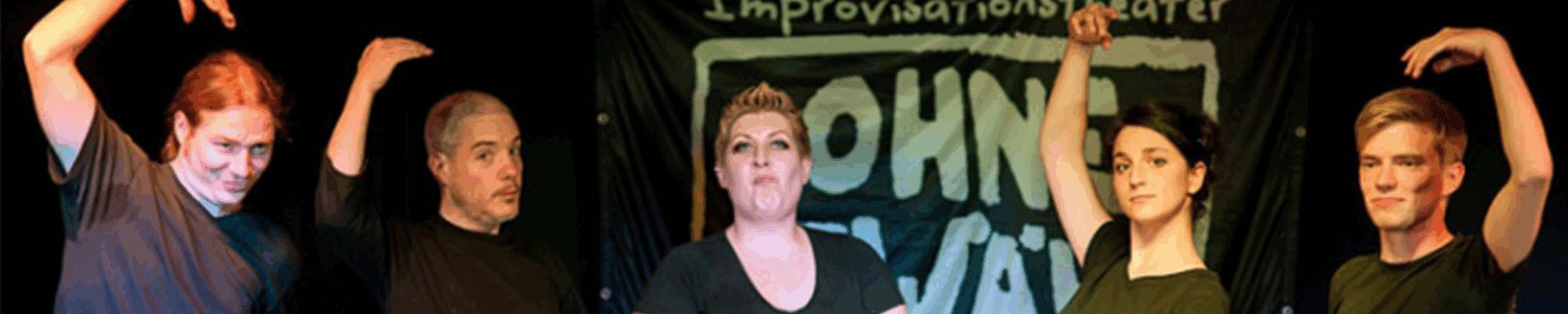 """Improvisationstheater """"Ohne Gewähr"""" 9.11."""