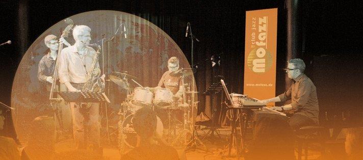 MoFazz  Quartett aus München spielen grooveorientierten Club...
