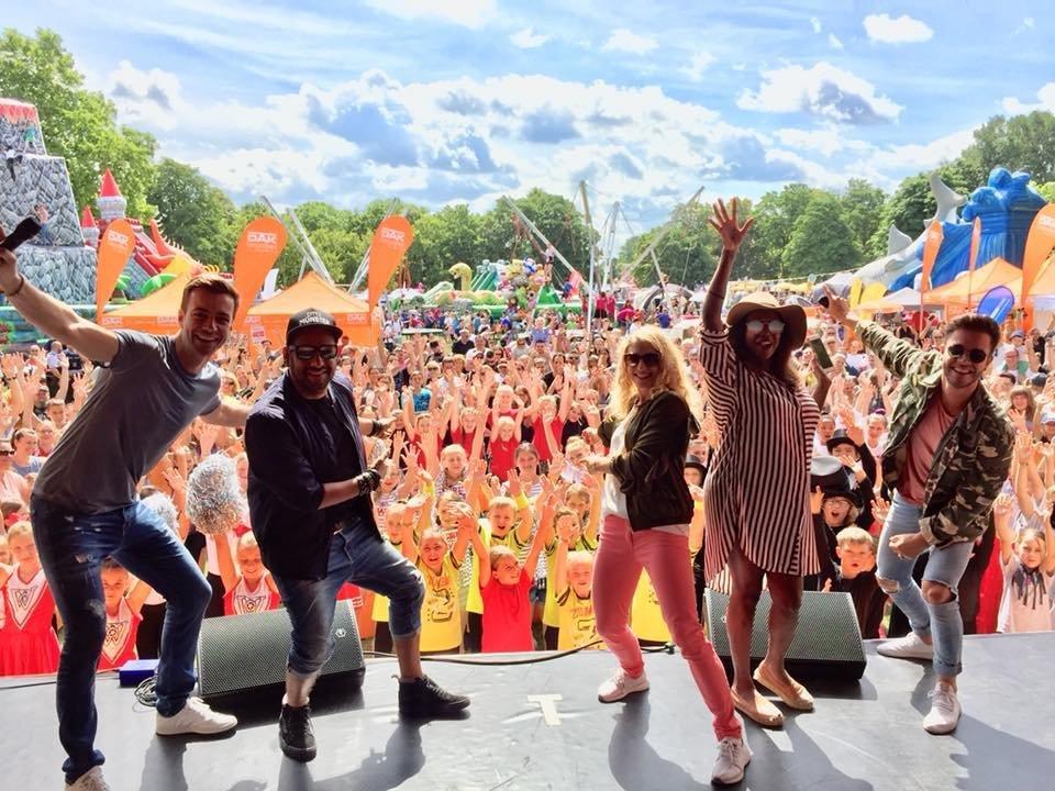 DAK Dance-Contest in Lüneburg