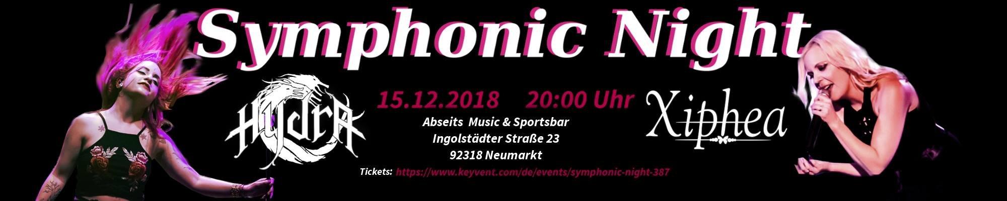 Symphonic Night Neumarkt