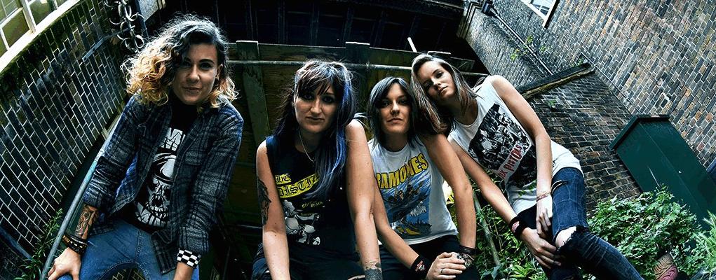 The Ramonas – All Girl Tribute to the Ramones