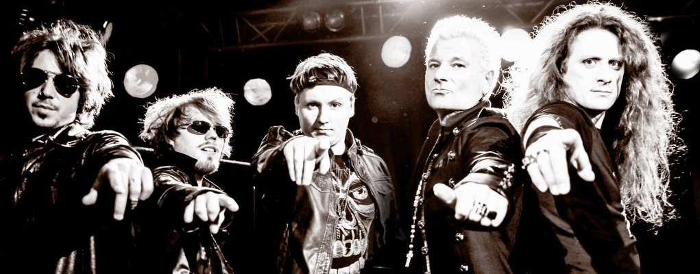 IDOLIZED – The ultimate Billy Idol Tribute Band