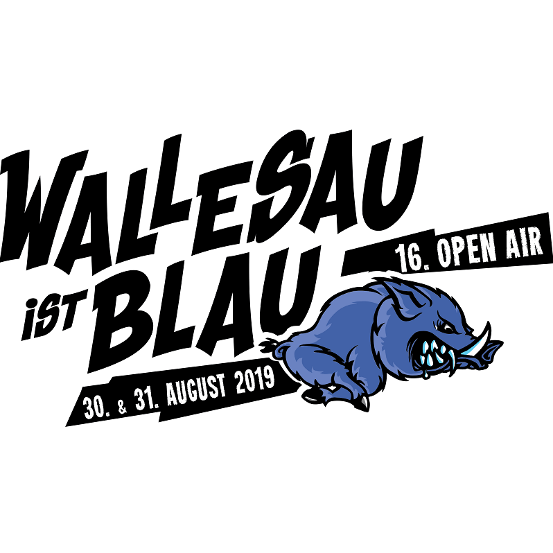 WALLESAU ist BLAU 16. OPEN AIR