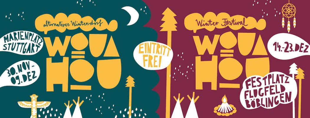 WOUAHOU Winter Festival 2019