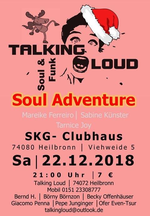 soul adventure