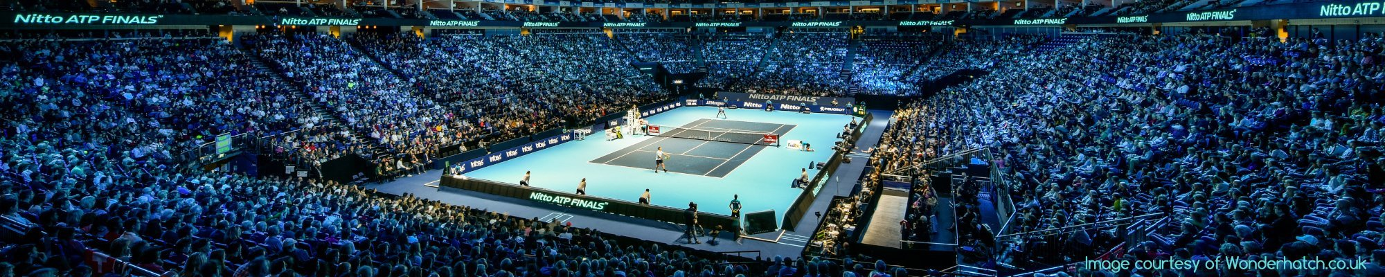 2018 Nitto ATP Finals NOV 12th