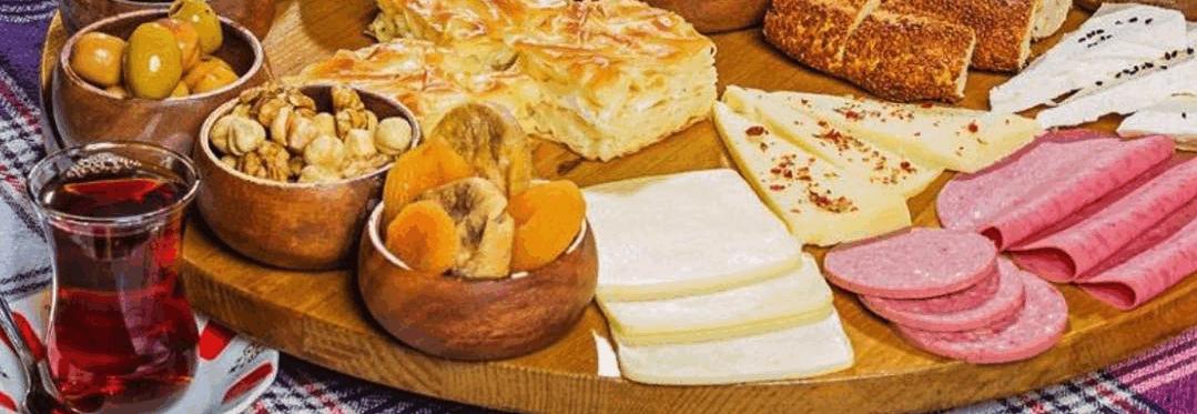 Köy Kahvaltisi - Türksiches Dorf Frühstück
