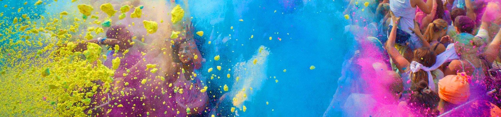 Holi Festival of Colours - Heidelberg