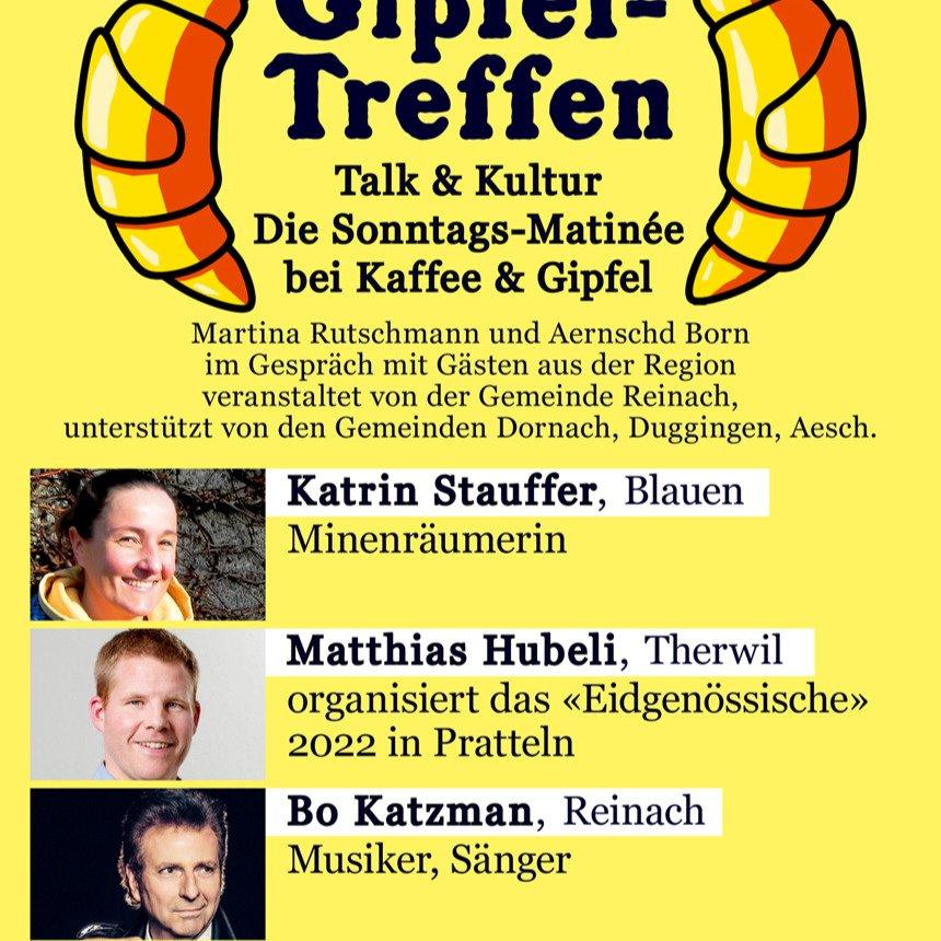 """Gipfeltreffen"" Talk & Kultur"