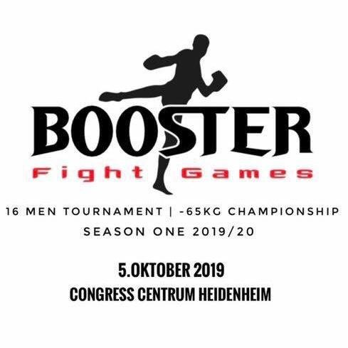 Booster Fight Games