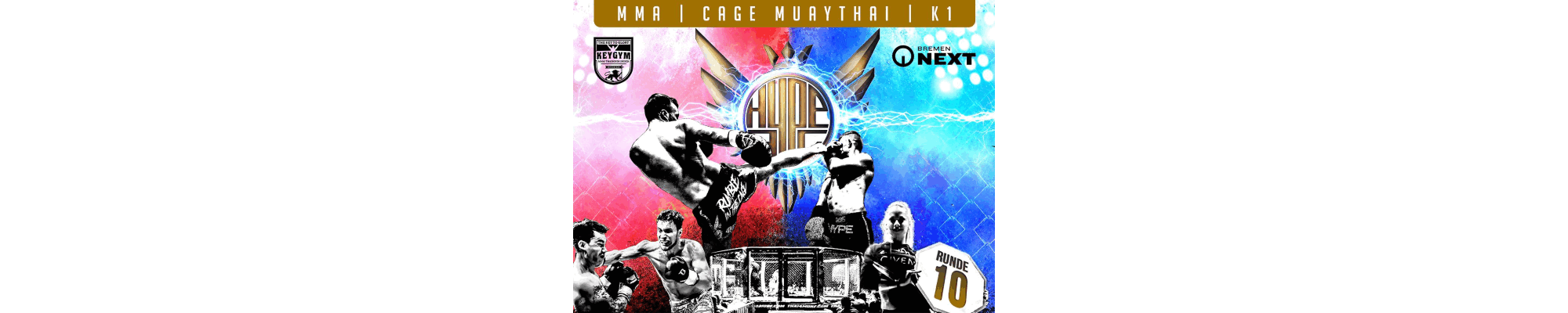Rumble in the Cage 10