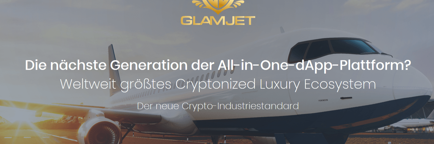 GlamJet - Crypto Future Summit