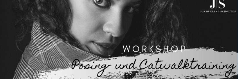 Posing- und Catwalktraining