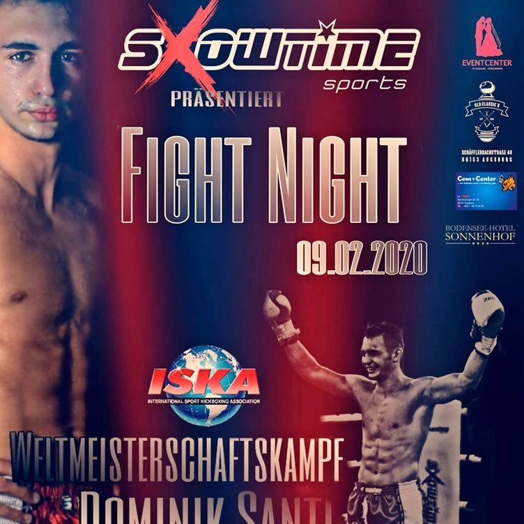 Showtime Fight Night