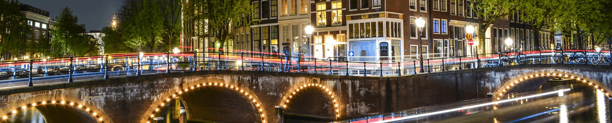 Silvester in Amsterdam mit 3 Übernachtungen - 4 Tage Tour
