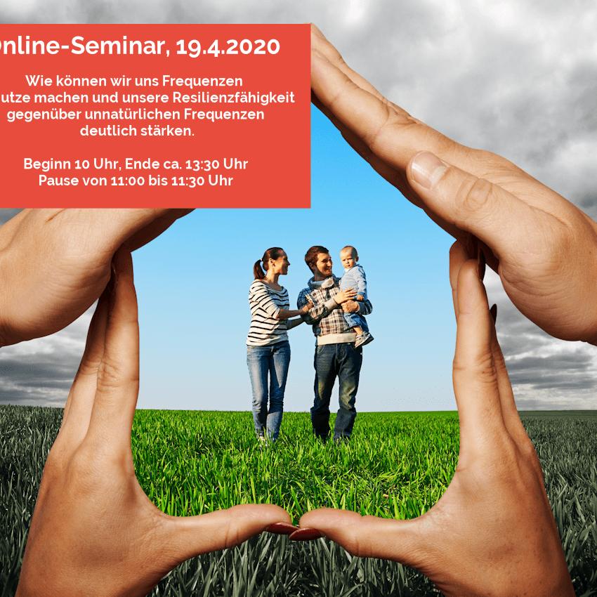 Online-Seminar am 19.4.2020 mit Dieter Broers, Simon Fox und...