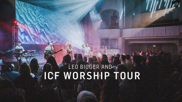 ICF Worship Tour mit Leo Bigger