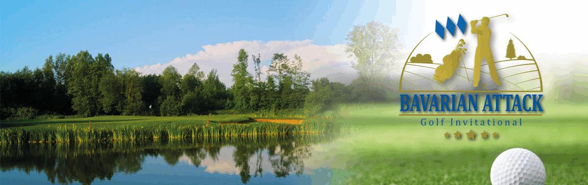1. BAVARIAN ATTACK Das BVMW Golfevent 2018 in Schloss Egmati...