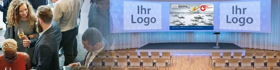4. Münchner Impulstag mit Unternehmermesse. Business. Motiva...