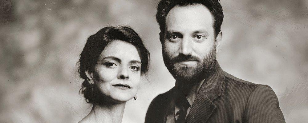 Daniel Kahn & Yeva Lapsker - Es gibt noch Karten an der Aben...