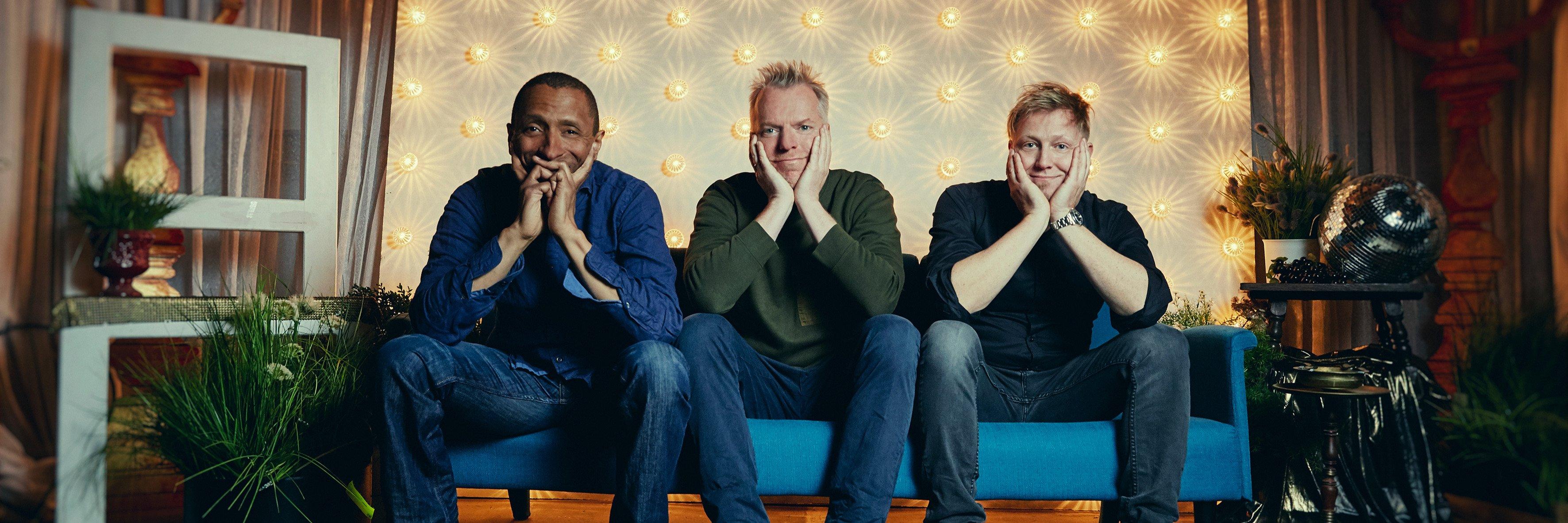 Tingvall Trio - Cirklar Tour