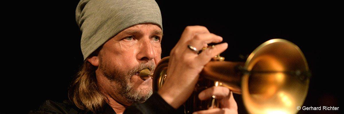 Rüdiger Baldaufs Trumpet Night feat. Joo Kraus und Edo Zanki