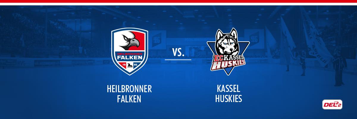 Heilbronner Falken vs Kassel Huskies