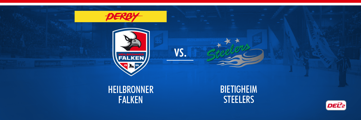 Heilbronner Falken vs Bietigheim Steelers