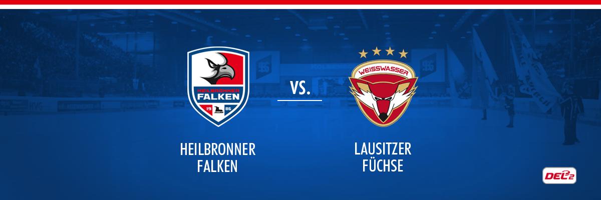 Heilbronner Falken vs Lausitzer Füchse