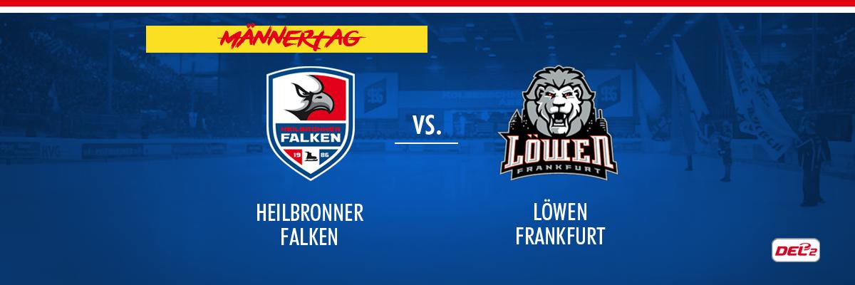 Heilbronner Falken vs Löwen Frankfurt