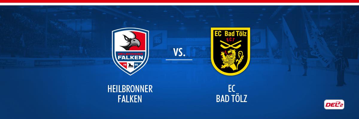 Heilbronner Falken vs Tölzer Löwen