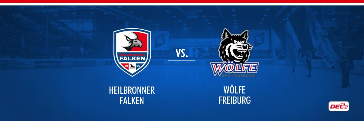 Heilbronner Falken vs EHC Freiburg