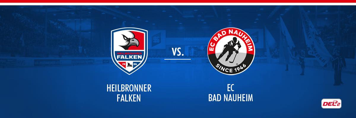 Heilbronner Falken vs EC Bad Nauheim