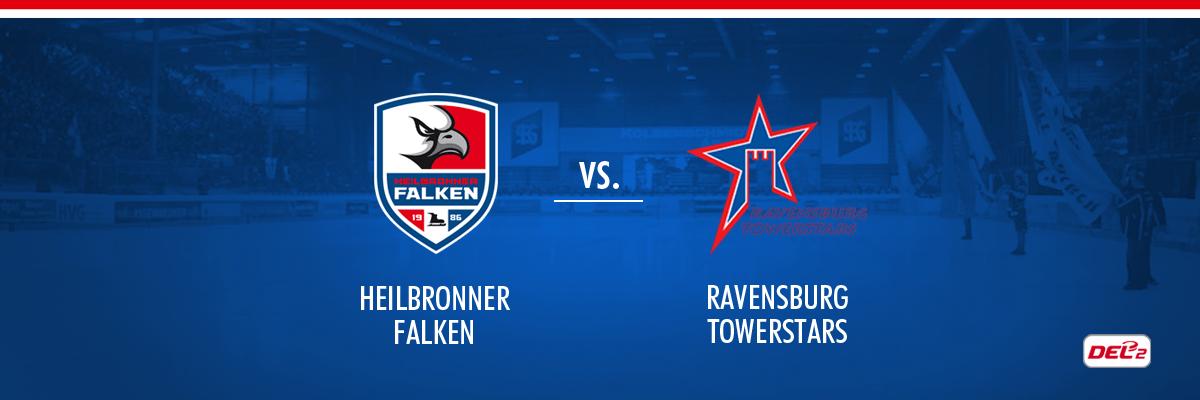 Heilbronner Falken vs Ravensburg Towerstars