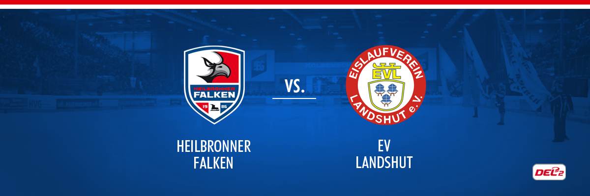 Heilbronner Falken vs EV Landshut